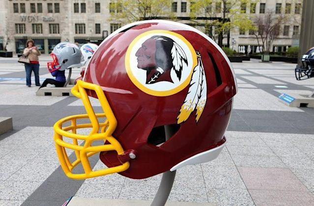 The Washington Redskins are still a team without a trademark. (Getty Images)