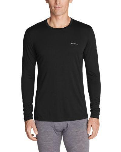 """<p><strong>Eddie Bauer</strong></p><p>eddiebauer.com</p><p><strong>$56.00</strong></p><p><a href=""""https://go.redirectingat.com?id=74968X1596630&url=https%3A%2F%2Fwww.eddiebauer.com%2Fp%2F12950402%2Fmen&sref=https%3A%2F%2Fwww.popularmechanics.com%2Fadventure%2Foutdoor-gear%2Fg35567198%2Fhunting-gear%2F"""" rel=""""nofollow noopener"""" target=""""_blank"""" data-ylk=""""slk:Shop Now"""" class=""""link rapid-noclick-resp"""">Shop Now</a></p><p>You can easily spend a pile of cash on base layers and thermal underwear, with some premier hunting-gear brands charging between $80 and $150 for their (<a href=""""https://www.amazon.com/SITKA-Gear-Merino-Heavyweight-Bottom/dp/B07C45BDTP?tag=syn-yahoo-20&ascsubtag=%5Bartid%7C10060.g.35567198%5Bsrc%7Cyahoo-us"""" rel=""""nofollow noopener"""" target=""""_blank"""" data-ylk=""""slk:admittedly top-notch"""" class=""""link rapid-noclick-resp"""">admittedly top-notch</a>) wares. But Eddie Bauer's Midweight FreeDry line costs roughly half as much and is plenty warm for most outings, thanks to a moisture-wicking 175-gram merino wool-polyester blend.</p><p><a class=""""link rapid-noclick-resp"""" href=""""https://go.redirectingat.com?id=74968X1596630&url=https%3A%2F%2Fwww.eddiebauer.com%2Fp%2F12950402%2Fmen%27s-midweight-freedry%28r%29-merino-hybrid-baselayer-long-sleeve-crew%3Fsp%3D1%26color%3DBlack&sref=https%3A%2F%2Fwww.popularmechanics.com%2Fadventure%2Foutdoor-gear%2Fg35567198%2Fhunting-gear%2F"""" rel=""""nofollow noopener"""" target=""""_blank"""" data-ylk=""""slk:Shop Men's"""">Shop Men's</a> 