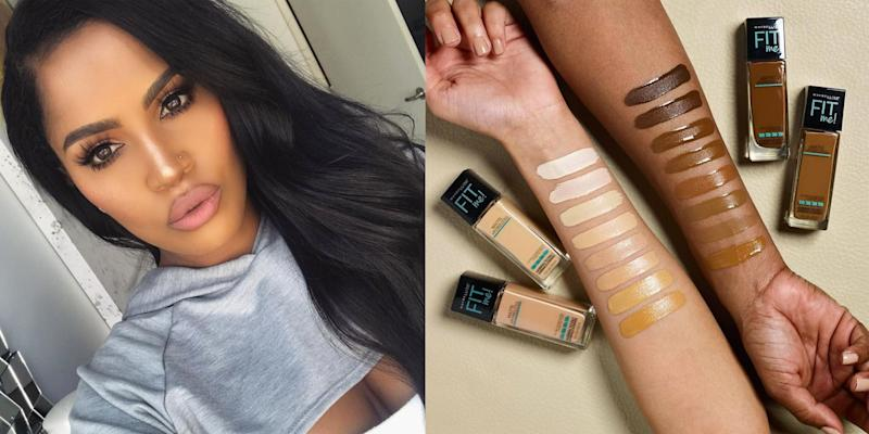 Maybelline New York Expands Shade Range of Fit Me Matte + Poreless Foundation