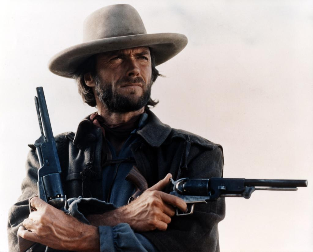"""<a href=""""http://movies.yahoo.com/movie/1800104151/info"""">The Outlaw Josey Wales</a> (1976), starring Eastwood as a Missouri farmer out for revenge after the Civil War: It was the first Western I had done in some time since the 1960s Leone movies. It came out in the '70s when the country was restless about Vietnam. It addressed the divisiveness of war, and how it can tear at heart and soul. But it also dealt with the rejuvenation of a cynic, re-instilling his life with purpose, and with a surrogate family."""