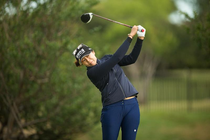 Haru Nomura shoots 65, leads LPGA Texas Shootout by one