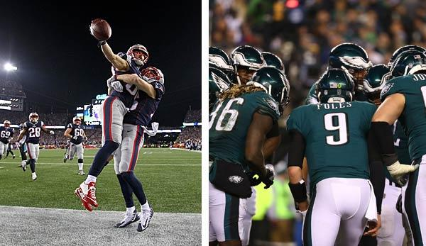 NFL: Pro Bowler analysieren New England Patriots und Philadelphia Eagles