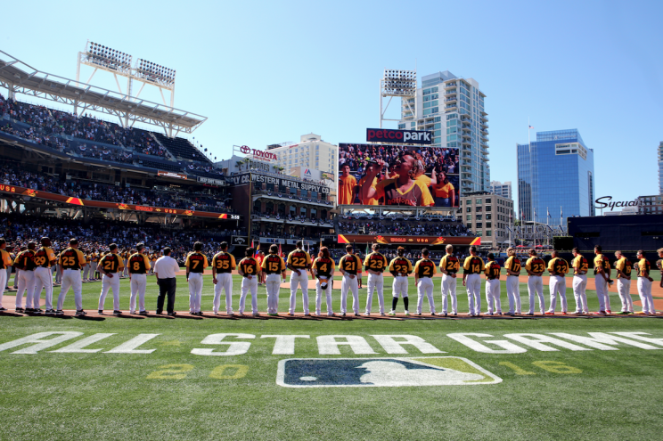 The All-Star game will take place Tuesday. (Getty Images/Rob Leiter)