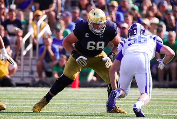 Notre Dame is considered to have one of the best rosters in the country when looking at NFL Draft prospects.