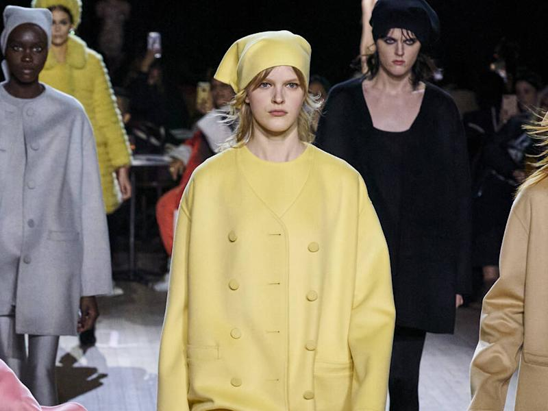 Marc Jacobs celebrates 'chaos and form' with fall 20 line