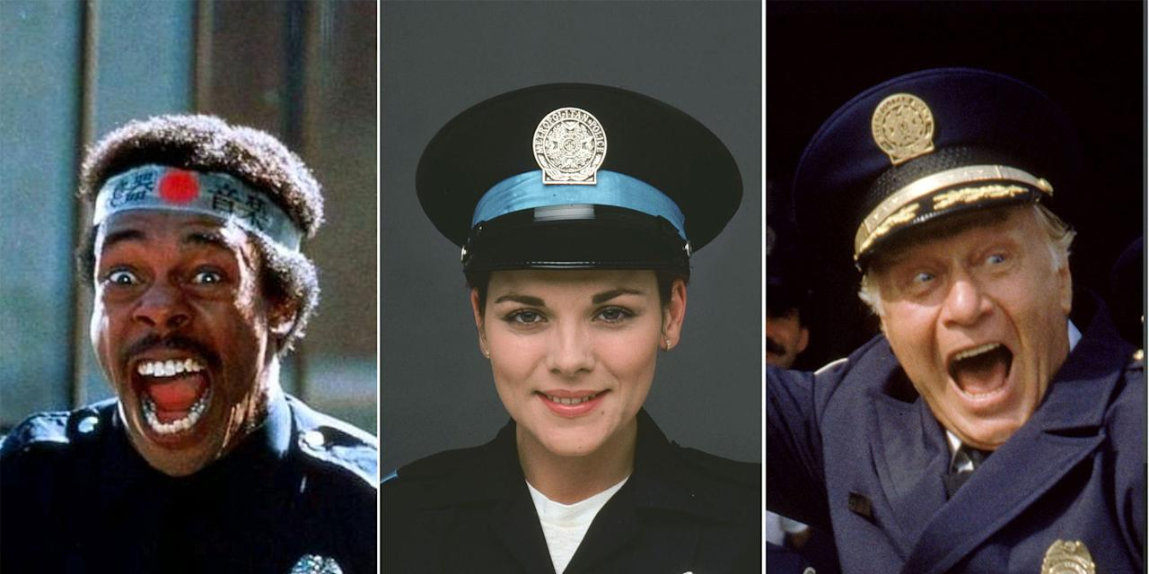 <p>Creating some of the most well-known stars of the '80s and '90s, the <em>Police Academy</em> movies were a franchise that seemed unstoppable. From their initial training as recruits in the first film and its quick follow-up <em>Their First Assignment</em>, to the ever-decreasing returns of <em>Back in Training</em>, <em>Citizens on Patrol</em>, <em>Assignment Miami Beach</em>, <em>City Under Siege</em> and <em>Mission to Moscow</em>, the films ran for a decade from 1984.</p><p></p><p>But where are those actors now? Have they continued to work in film and TV or been issued a warrant for Failure to Appear? We track them down before they succumb to the temptation of the <em>Police Academy 8</em> reboot...</p>