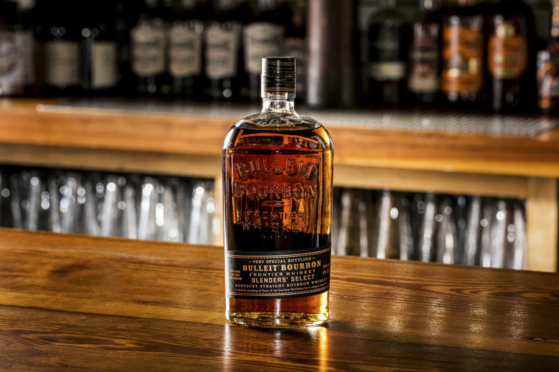Bulleit Bourbon Blenders' Select No. 001, the latest innovation out of Bulleit Distilling Co. Photo Credit: Eric Medsker for Bulleit Frontier Whiskey