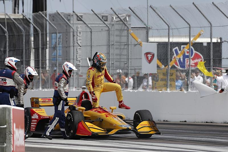 IndyCar grid penalties return for engine changes