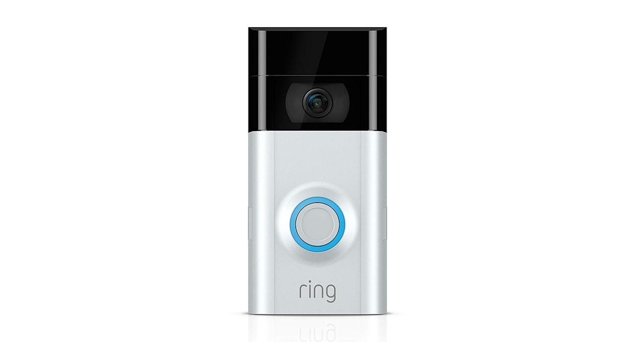 """<a href=""""https://www.amazon.co.uk/Ring-Video-Doorbell-detection-wifi-connected/dp/B0758975BR?tag=yahooukedit-21""""><strong>Buy now.</strong></a>"""