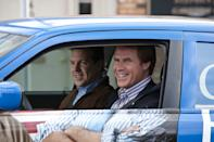 """Jason Sudeikis and Will Ferrell in Warner Bros. Pictures' """"The Campaign"""" - 2012"""