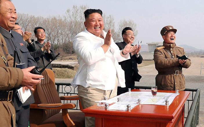 "Kim Jong-un is turning his back on the myth of ""chukjibeop"" - KNS"