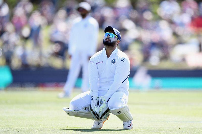 Aakash Chopra believes Rishabh Pant is India's second choice keeper in Tests now