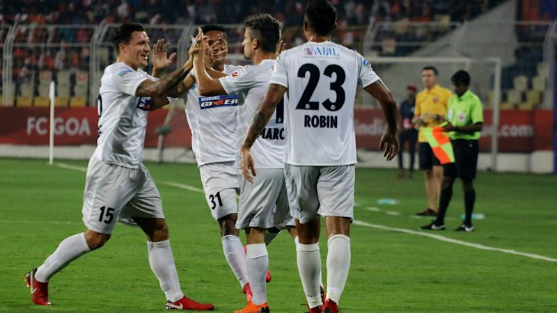 FC Goa vs Pune City ISL 2018-19
