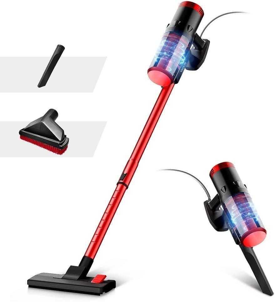 "<h2><a href=""https://www.amazon.com/VacLife-Stick-Vacuum-Cleaner-Lightweight/dp/B0836S18BT"" rel=""nofollow noopener"" target=""_blank"" data-ylk=""slk:VacLife Stick Vacuum Cleaner"" class=""link rapid-noclick-resp"">VacLife Stick Vacuum Cleaner</a></h2><br><strong>The Hype:</strong> 4 out of 5 stars and 2,171 reviews on <a href=""https://www.amazon.com/VacLife-Stick-Vacuum-Cleaner-Lightweight/dp/B0836S18BT"" rel=""nofollow noopener"" target=""_blank"" data-ylk=""slk:Amazon"" class=""link rapid-noclick-resp"">Amazon</a><br><br><strong>Clean Fiends Say:</strong> ""We will definitely keep using a vacuum cleaner; it's a game-changer to us. I am very glad that I could try new things at this price and have a good result. If you do not want to spend a lot of money on a vacuum cleaner, this one is a must-have item that you can get all things done at a good price."" – <em>Sam Kan, Amazon reviewer</em><br><br><em>Shop <strong><a href=""https://www.amazon.com/stores/VacLife/page/E9F86732-83EE-4BC3-B8D0-F79623398657"" rel=""nofollow noopener"" target=""_blank"" data-ylk=""slk:Amazon"" class=""link rapid-noclick-resp"">Amazon</a></strong></em><br><br><strong>VacLife</strong> VacLife Stick Vacuum Cleaner, $, available at <a href=""https://www.amazon.com/VacLife-Stick-Vacuum-Cleaner-Lightweight/dp/B0836S18BT"" rel=""nofollow noopener"" target=""_blank"" data-ylk=""slk:Amazon"" class=""link rapid-noclick-resp"">Amazon</a>"