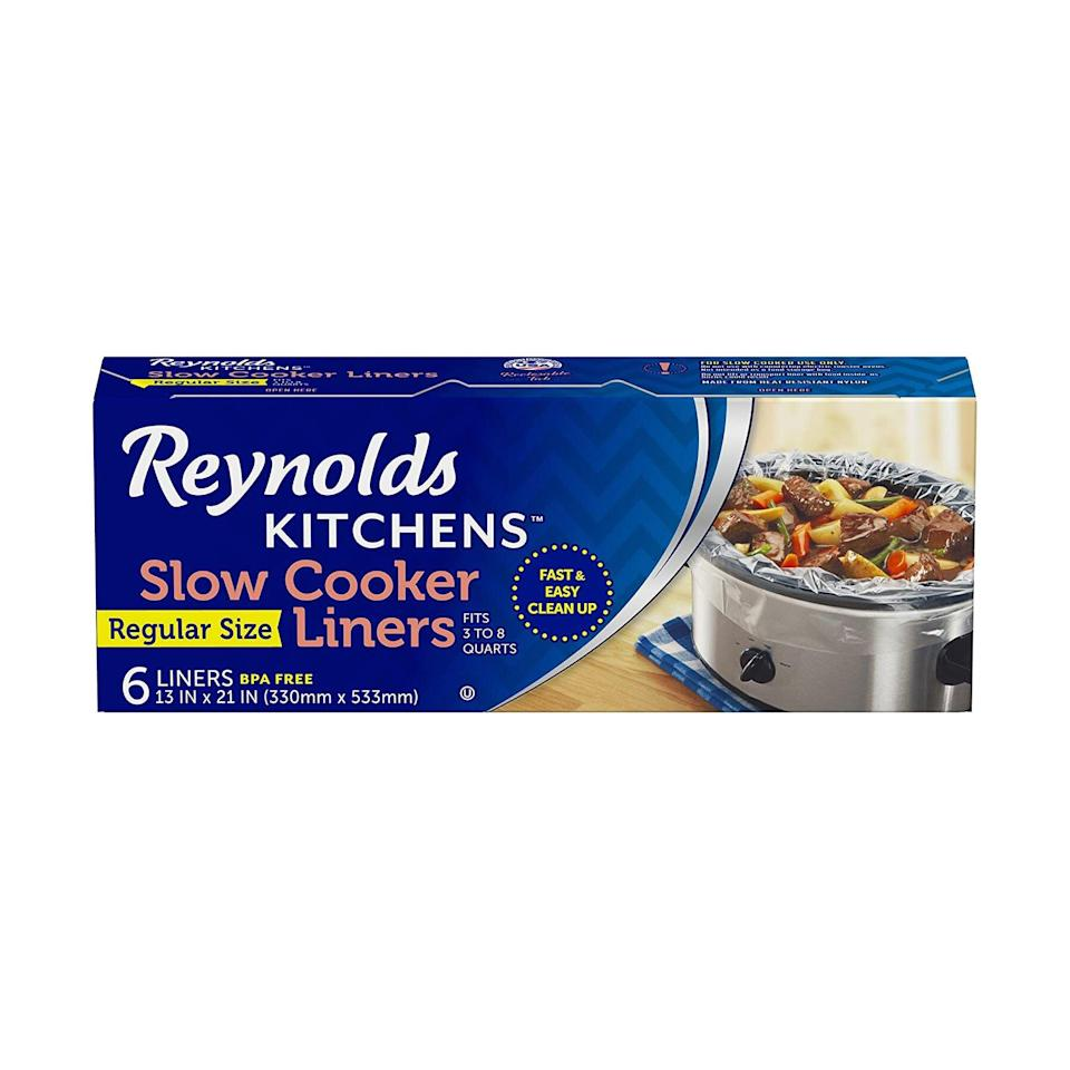 Reynolds Kitchens Slow Cooker Liners Box