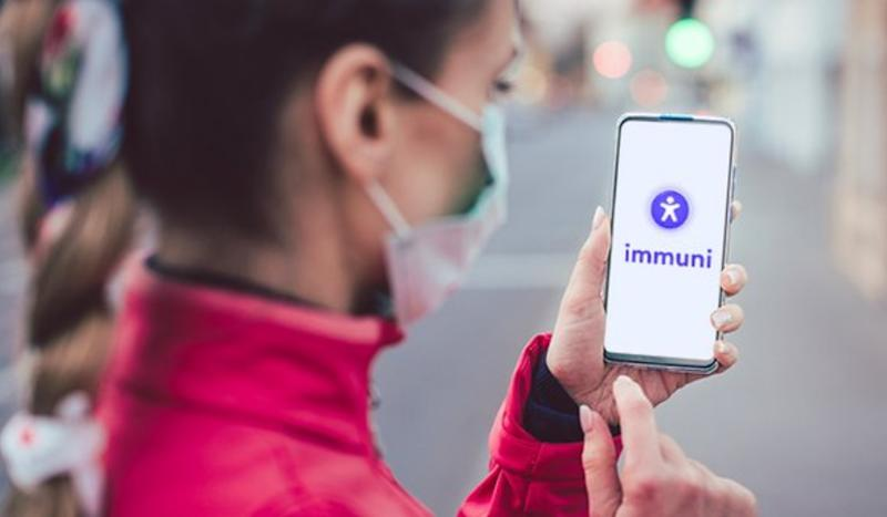 App Immuni download