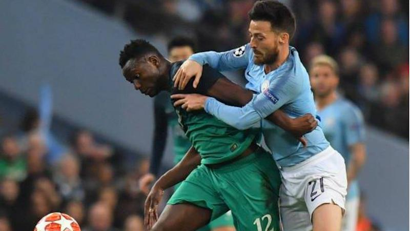 Victor Wanyama a doubt for Tottenham's game against Everton