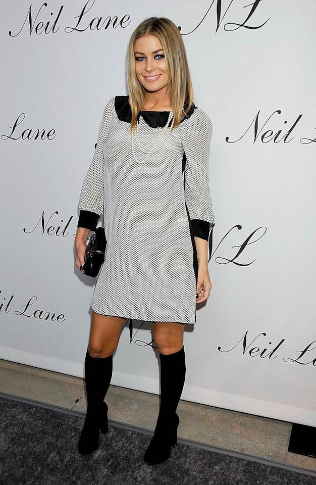 """Note to Carmen Electra: The Mayflower set sail awhile ago. Gregg DeGuire/<a href=""""http://www.wireimage.com"""" target=""""new"""">WireImage.com</a> - October 29, 2008"""