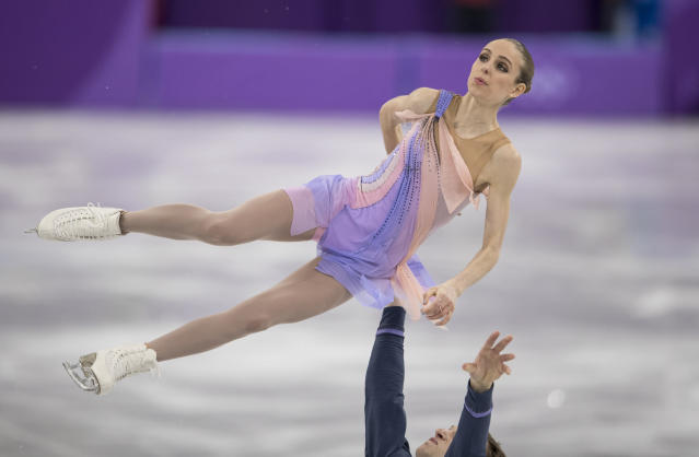 <p>Paige Conners (Pittsford, NY), Israel, Figure skating </p>