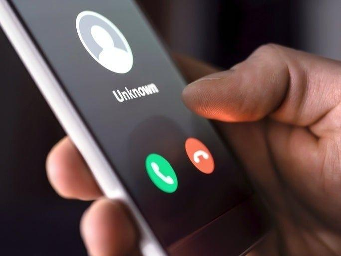 Never pick up a call you.suspect is spam. Every single time you engage, even a little, it paints a giant red target on your head and means you will get more calls, period.