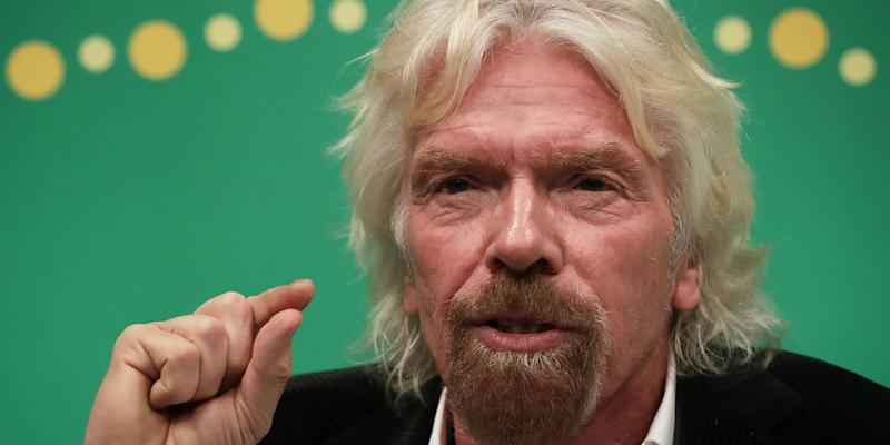 Richard Branson Is Just 'Weeks' Away From Sending Virgin Galactic Into Space