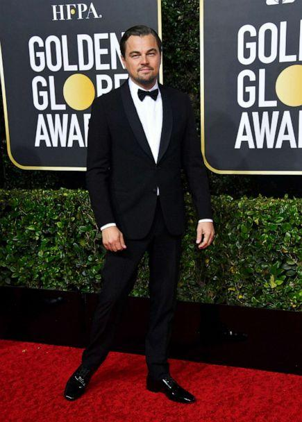 PHOTO: Leonardo DiCaprio attends the 77th Annual Golden Globe Awards at The Beverly Hilton Hotel on Jan. 05, 2020, in Beverly Hills, Calif. (Frazer Harrison/Getty Images)