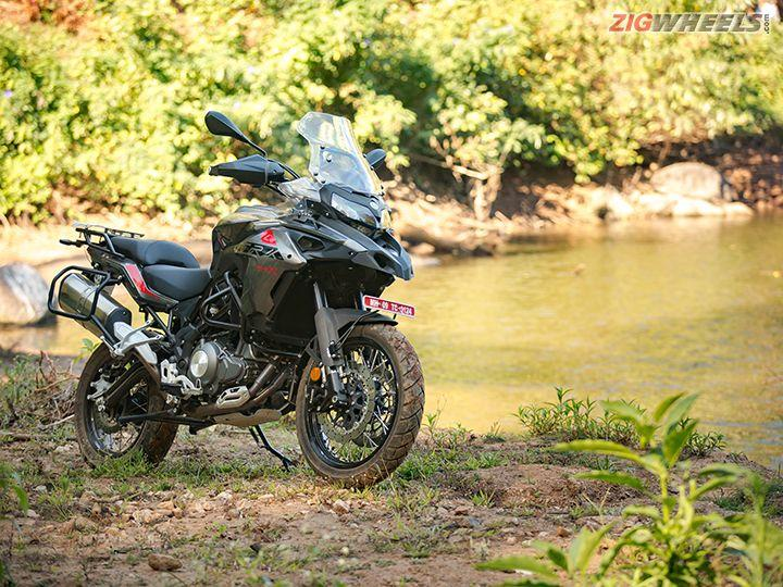 Benelli TRK 502 Price Hiked