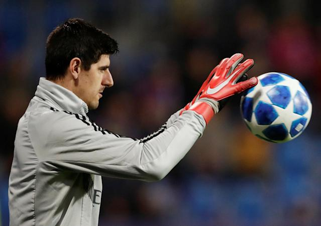 Thibaut Courtois has not enjoyed a perfect start at Real Madrid after completing his dream move from Chelsea
