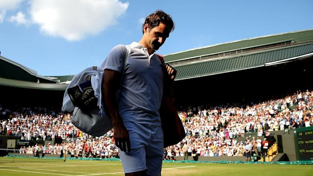 After seeing his Wimbledon defence come to an end at the hands of Kevin Anderson, Roger Federer bemoaned a profligate display.
