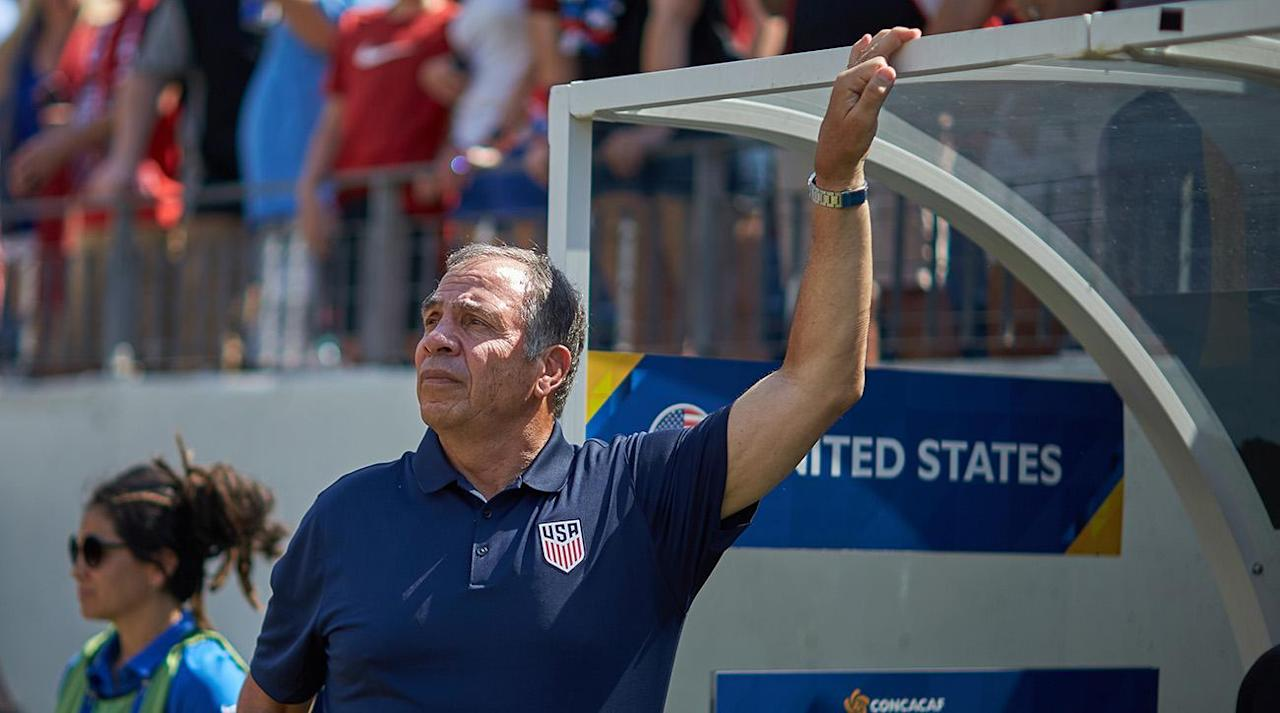 "<p>PHILADELPHIA — The jersey numbers suggest they're superfluous, tacked on as they are to the end of the traditional 23-man list. Newer, younger, less impactful players often get the higher digits, and the half dozen men added to USA coach Bruce Arena's CONCACAF Gold Cup squad as knockout-round reinforcements will have to make do with newly-assigned numbers reaching into the anonymous upper 20s.</p><p>But these are not younger, less impactful athletes. Four of the six are future National Soccer Hall of Famers, and another is on the threshold of international stardom. Their effort to make the temporary numbers resemble the traditional is an indication they matter at least a bit. When they take the field here in Philadelphia for Wednesday's Gold Cup quarterfinal against El Salvador, Michael Bradley will be wearing No. 26. That's because 6-2 = 4. Clint Dempsey will be No. 28 on your team sheet. He's No. 2 in Seattle and normally No. 8 for the USA. And Jozy Altidore opted to add 10 to his customary No. 17.</p><p>The last time a Gold Cup game was played at Lincoln Financial Field, Mexico defeated Jamaica, 3-1, and clinched its seventh tournament title and 10th regional championship overall. That 2015 milestone mattered, as did every step along the way. El Tri celebrates its successes.</p><p>They won their eighth CONCACAF crown in 2009, thumping a junior varsity USA squad, 5-0, in the final at the Meadowlands. You can always find mitigating circumstances if you look for them. Maybe Mexico shouldn't have reveled in that triumph because of the nature of the opposition (coach Bob Bradley's first-choice US team contested the Confederations Cup that summer). But a couple weeks later outside the Estadio Azteca in Mexico City, where El Tri was hosting the Americans in a 2010 World Cup qualifier, fans were proudly sporting green T-shirts trumpeting the 5-0 final tally. Winning traditions are forged by winning. And if chasing titles and lifting trophies wasn't the point it all, it might make sense to stop keeping score.</p><p>The 2017 Gold Cup comes with multiple story lines, lots of nuance and considerable gray area. This time it's Mexico that's committed its top players to Confederations Cup duty. A tight World Cup qualifying race has led other managers to give their busiest players some rest. Panama, the USA's toughest group-stage foe, went that route. As did Arena during the group stage. Fans and pundits wrestled over the names on the fringe of the U.S. player pool. Who made his case for further involvement in the fall? Could there be an unexpected World Cup contributor in the mix?</p><p>It hasn't often been about simply lifting the trophy. This Gold Cup has been a means, rather than an end, for many. We debate its importance, relevance, strength and scheduling. We wonder what U.S. soccer might get out of it. Those questions and conversations are informed by a perspective different from that of a current player. U.S. national team fans have celebrated five Gold Cup titles and if the sixth doesn't come next week, they'll have to wait only two more years for another shot. That's a luxurious long-view players can't afford.</p><p>Bradley, the captain, has one Gold Cup title on his resume. But it came 10 years ago. He was suspended for the final and was on his way with a younger USA team to the Copa América in Venezuela when Benny Feilhaber volleyed the Americans past Mexico. Dempsey and Tim Howard have waited 10 years for another regional crown. Altidore has never won a Gold Cup. Outsiders may imagine those titles come relatively regularly. For those in the locker room, it could be once in a lifetime.</p><p>Numbers matter. And so that's why Bradley, Altidore, Howard, Dempsey and Darlington Nagbe (along with goalkeeper Jesse Gonzalez, who's not expected to play), were recruited by Arena following the Gold Cup's group stage. A U.S. men's program that's claimed just five senior titles in 100 years of play should want to add a sixth. This tournament's group stage was forgiving. The Americans didn't need to be at their best. But the knockout rounds, which could include a semifinal against Costa Rica and then perhaps another final against Mexico, require bigger guns. Arena had the opportunity over the past couple weeks to get a look at some players and potential combinations. Now it's time to chase a championship.</p><p>""When you're in a competition, you're in it to do well,"" Arena said Tuesday. ""It's a competition in the United States. It only makes sense that our goal is to have a good team in the tournament and try to advance and position ourselves to try to win.""</p><p>The numbers on their shirts won't make an impression, but these might: The four new field players plus Howard combine for 503 caps, 111 goals and 10 trips to the World Cup. Dempsey and Altidore are ranked second and third on the national team's all-time scoring list and Dempsey, Bradley and Howard are among the top eight in appearances. Arena isn't selling out to win this Gold Cup. He's letting the USA's European players take a break before their club seasons commence next month. But the manager is also done with experimenting. He saw 22 of 23 players in action during the group stage. From here on out, it'll be the best 11 available. Those four, plus Nagbe, will be expected to lead the way.</p><p>""We're bringing in some experienced players—players of quality,"" Arena said of the decision to use the maximum six replacements. ""That only helps our team. That was our plan all along. We [decided] it before the tournament. We were going to move in this direction and they've come in with a good attitude, they've made a good impression on the team and I'm hopeful we play our best soccer, obviously, as we move hopefully through the quarterfinals and semifinals and final.""</p><p>The expectations appear to be clear to the newcomers. Leadership isn't always the same thing as mentoring, and results are paramount now. The long term can wait for a week.</p><p>""Just look at them,"" midfielder Chris Pontius said of the knockout-round additions. ""They've played in multiple World Cups. The amount of caps, appearances, goals—just experience over all. That's the biggest thing they bring. They're unbelievable players, so they just bring the group to a new level.""</p><p>Said Bradley, ""We want to win the championship. That's clear. Every time we step on the field in one of these Gold Cups, that's always the aim—to be the team holding up the trophy at the end. Obviously, they're long tournaments. There's a lot that goes into them. They're never easy. So you have to take it one step at a time. At the moment, El Salvador is in front of us.""</p><p>El Salvador finished 1-1-1 in group play and drew praise from Arena, who called it ""one of the better Salvadoran teams I've seen in a couple years."" Los Cuscatlecos have beaten the USA only once in 22 all-time meetings. That win came a quarter century ago. But listen to the American players talk about El Salvador's energy, pressure and comfort in possession, and one gets the sense that there are some genuine nerves heading into Wednesday's game. Nerves appear before moments that don't come around too often. And even the game's most accomplished players rarely find themselves 270 minutes from lifting a major international trophy.</p><p>Fans wear their traditional jerseys in the stands. They're established on Arena's first-choice team. They'll be involved in qualifying and, if successful, next summer in Russia. And they could be resting or helping their MLS clubs prepare for the stretch run. But instead, Dempsey, Howard, Bradley, Nagbe and Altidore are here to win the Gold Cup. Some trophies and tournaments may be bigger than others, but none are to be taken for granted. </p><p>""This tournament means a lot to us and we're going to try to win it,"" Howard said. ""We're [a young team]. There's guys who are excited to try and win a spot, win a trophy. We're all excited to win a trophy. The vibe of the team is very good.""</p>"