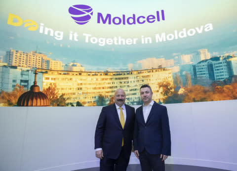 Moldcell's Digital Transformation Journey Started with Lifecell Digital Services