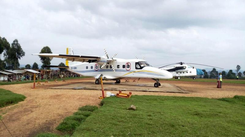 Several killed after light plane crashes in DR Congo