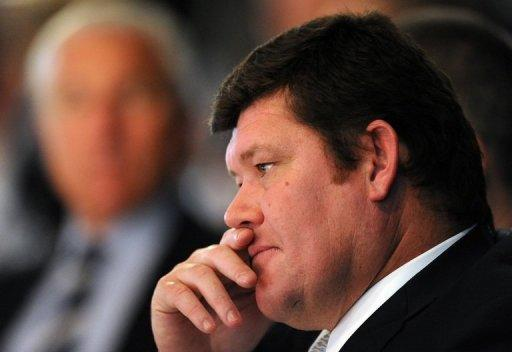 Philippines' richest family is in talks with Australia's James Packer, seen here, and Macau's Lawrence Ho about a casino