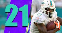 <p>While Frank Gore playing more than Kenyan Drake remains endlessly confusing, Gore's career has been absolutely incredible. (Frank Gore) </p>