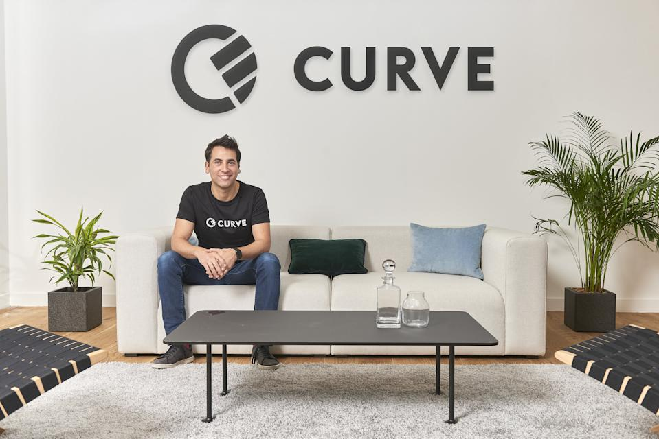 Shachar Bialick, founder and CEO of Curve, told Yahoo Finance the coronavirus pandemic proved the company's product and team both are resilient. Photo: Curve