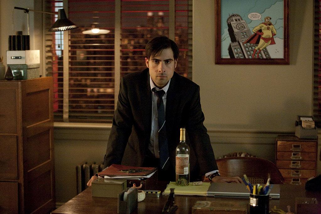 "Jason Schwartzman stars as Jonathan in ""Bored to Death."""