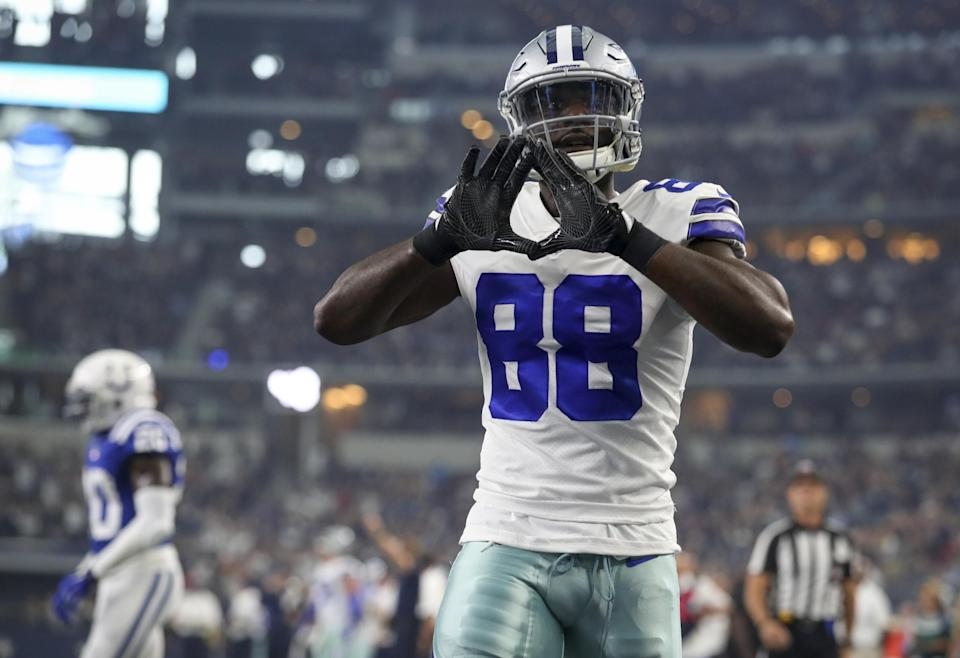 Reminder: Dez Bryant is a dominant receiver when healthy. (Photo by Tom Pennington/Getty Images)