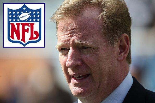 NFL Chief Roger Goodell Slams Trump's 'Divisive' Call to Fire 'Son of a B—' Players Who Protest