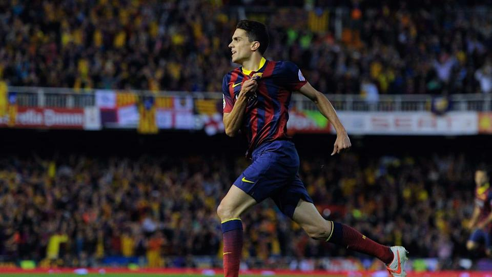 L'esultanza di Bartra | David Ramos/Getty Images