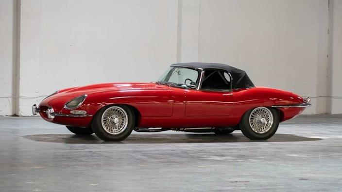 Watch: Rare Opportunity To Own Cars From The Watson Collection