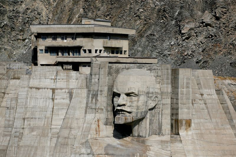 FILE PHOTO: The Wider Image: Monuments of Lenin 100 years after Russian Revolution