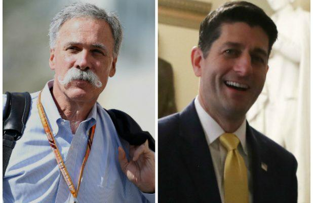 'New' Fox Appoints 4 More Members to Board of Directors, Including Chase Carey and Paul Ryan