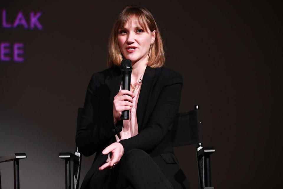 """<p>The real-life Jessica Pressler wrote the original New York article that Inventing Anna is based on, and she's also a producer on the series. Pressler herself isn't a character in the show, but the fictional journalist Vivian is thought to be based on her.</p><p>This isn't Pressler's first time having an article adapted for the screen, either. Her 2019 article '<a href=""""https://www.thecut.com/2015/12/hustlers-the-real-story-behind-the-movie.html"""" rel=""""nofollow noopener"""" target=""""_blank"""" data-ylk=""""slk:The Hustlers at Scores"""" class=""""link rapid-noclick-resp"""">The Hustlers at Scores</a>' was turned into the film Hustlers starring Jennifer Lopez and Constance Wu, and we're sure Inventing Anna is going to be just as amazing. <br></p>"""