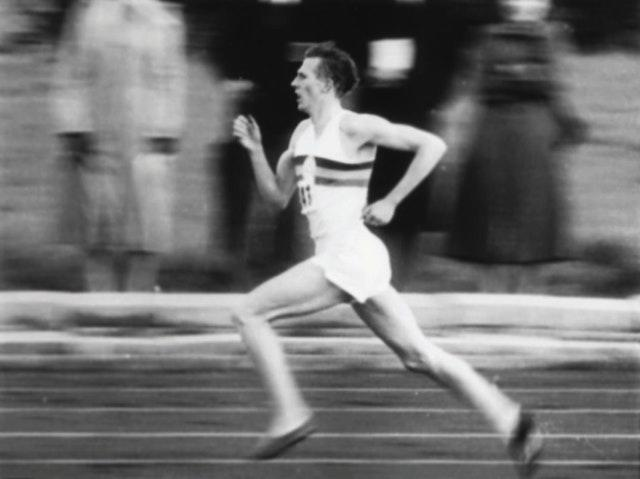 Sir Roger Bannister did not regret his decision to go ahead with his mile attempt at Iffley Road