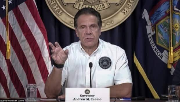 New York Governor's Press Office/The Associated Press