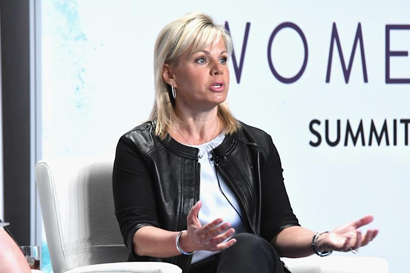 "In response to Murdoch's comments, Gretchen Carlson said he should ""release all women who complained about sexual harassment at Fox News from the secrecy agreements you forced them to sign and let the truth come out."" (Gary Gershoff via Getty Images)"