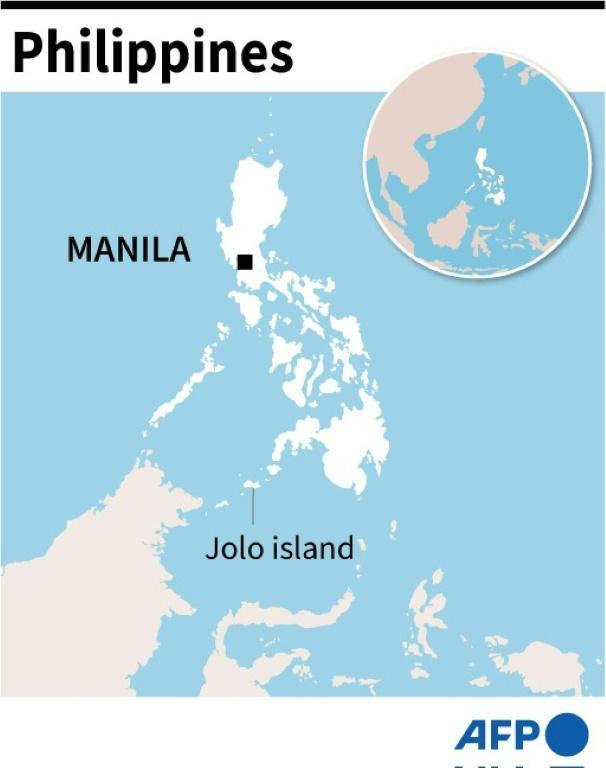 Military plane crash in the Philippines