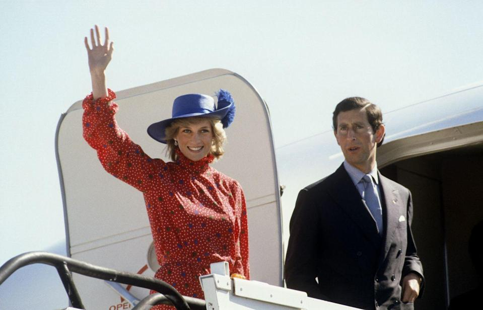 "<p>Judging by Diana's face, it was a success. And by ""it,"" I mean this hat.</p>"