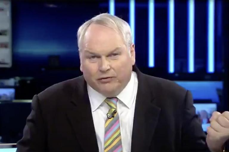 Sky News' Adam Boulton accuses climate protesters of 'fascistic disruption'