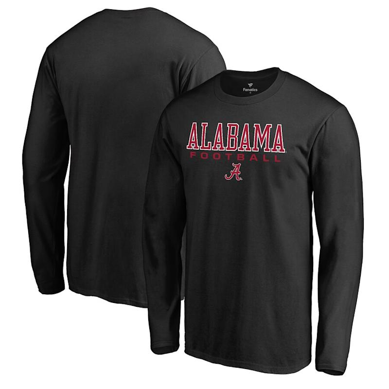 Alabama Crimson Tide Long Sleeve T-Shirt